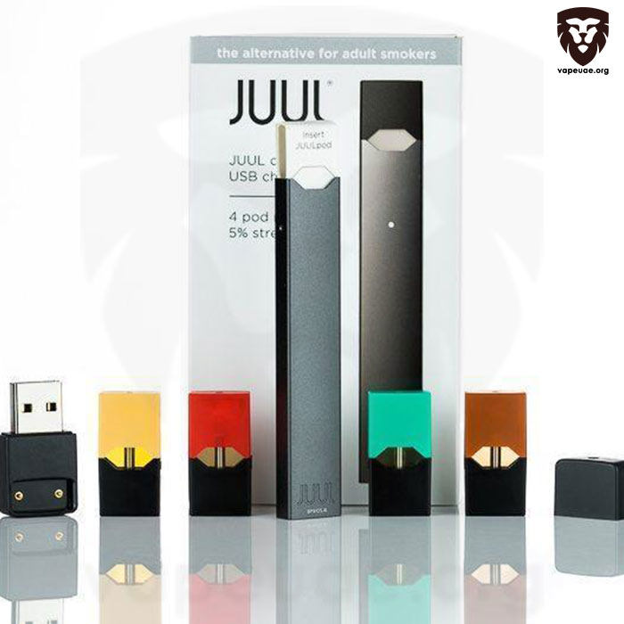JUUL POD Best Juul System Kit With Pod Pack