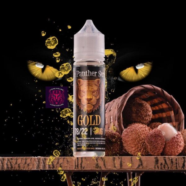 Gold-Pink Panther-60ml | 3mg - Vapeinguae