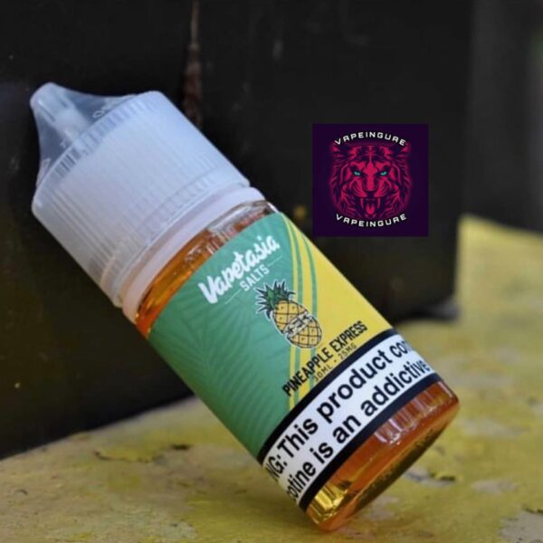 PINEAPPLE EXPRESS - VAPETASIA SALTS - 30ML