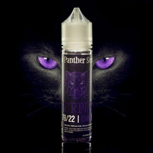 Dr Vapes Panther Series - Purple Panther 60ml 3mg