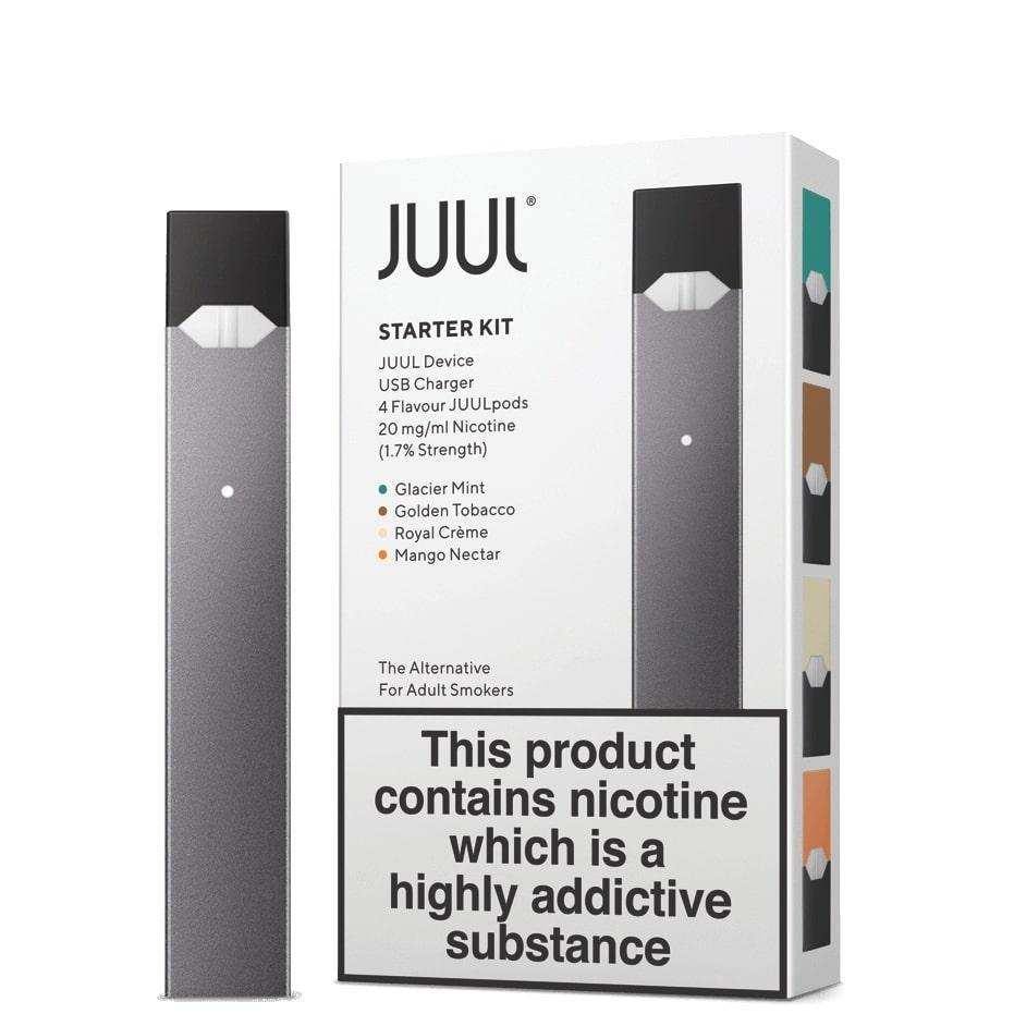 JUUL POD: Best Juul System Kit With Pod Pack