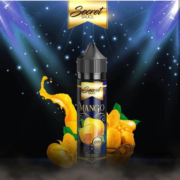 Secret Sauce-Mango E Liquids – 60ml