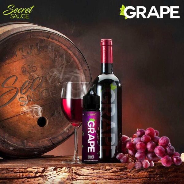 Secret Sauce Grape 60ML
