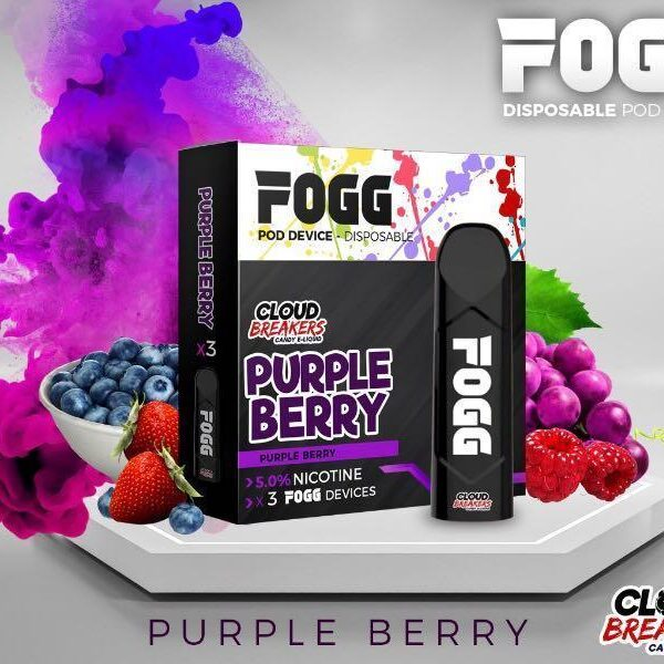 CLOUD BREAKERS DISPOSABLE POD DEVICES BY FOGG VAPE
