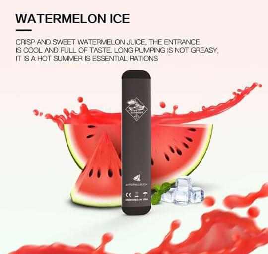 Tugboat 2 watermelon ice new disposable vape