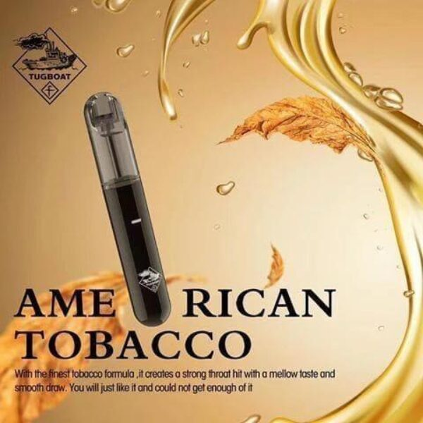 American Tobacco - Tugboat v4(CASL) 3pcs/pack