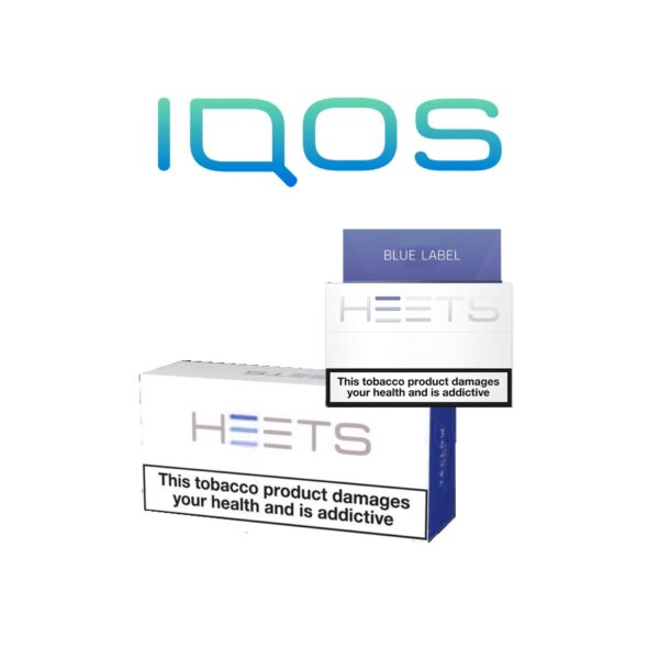 IQOS Heets Blue Label