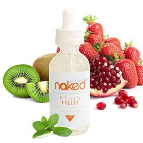 Naked 100 - Brain Freeze (60ml)