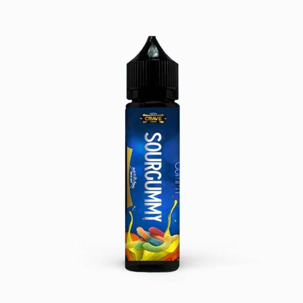 Crave E-Liquids SOURGUMMY – 60ml