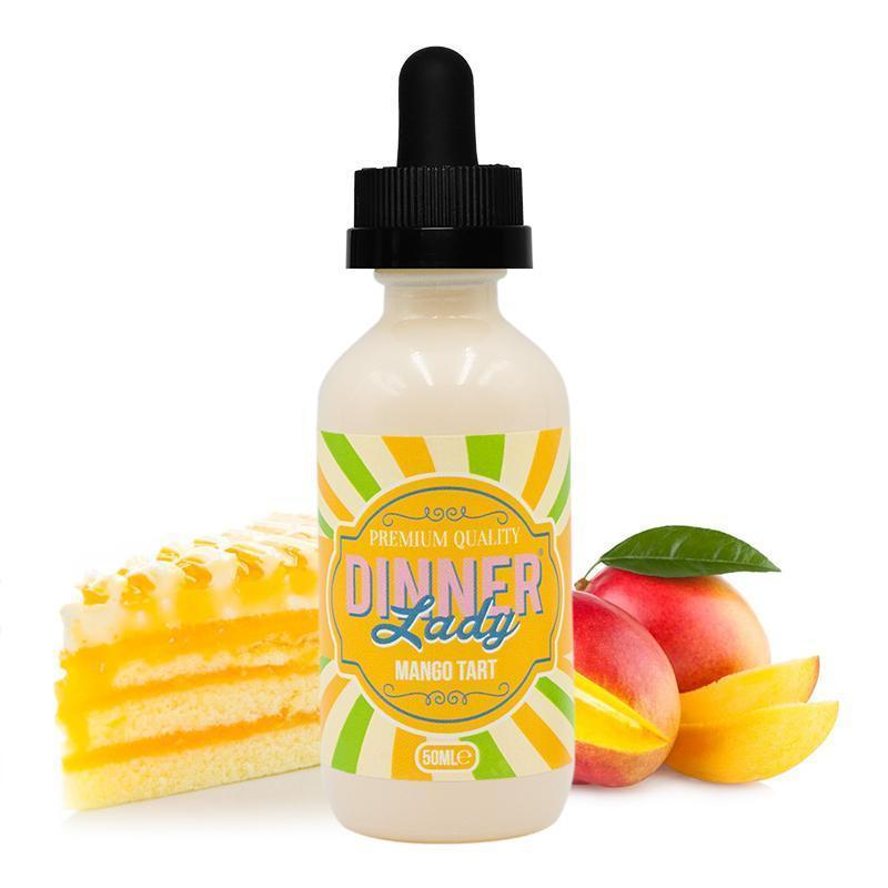 Mango Tart - Dinner Lady E Liquid 60ml