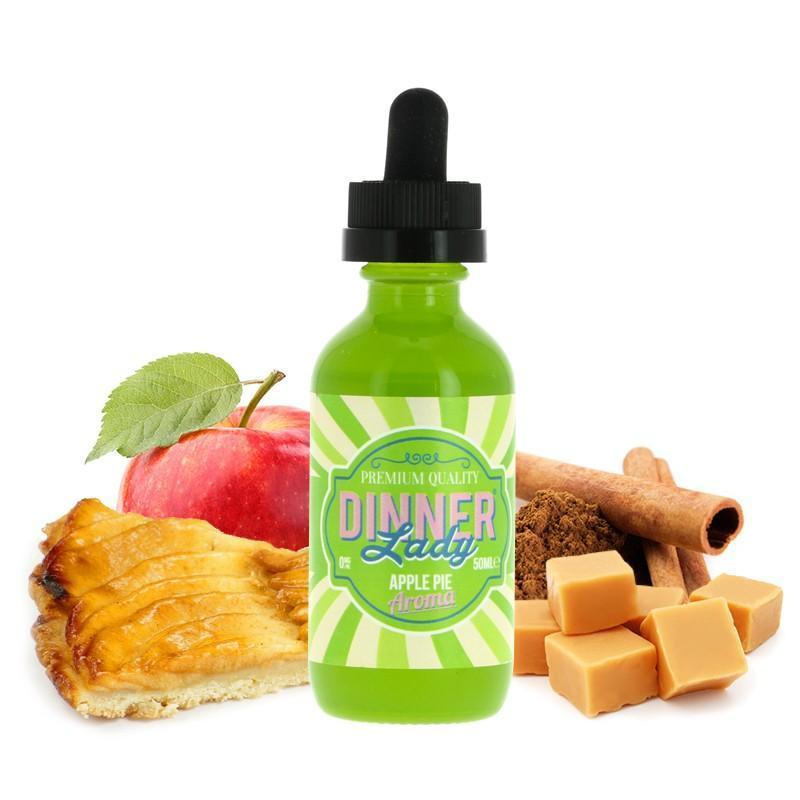Apple Pie - Dinner Lady E Liquid 60ml