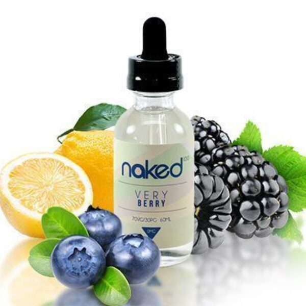 Naked 100 - Really Berry (60ml)