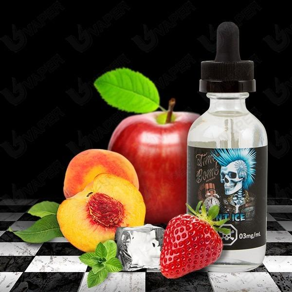 TNT ICE BY TIME BOMB VAPORS 60ML
