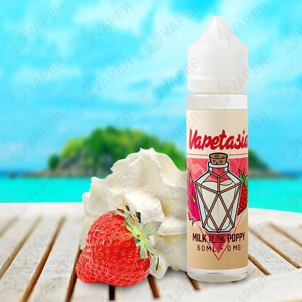 VAPETASIA MILK OF THE POPPY (60ML)