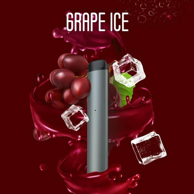 Grape – Eleaf iStick D (Disposable Pod) - vapeuse.org
