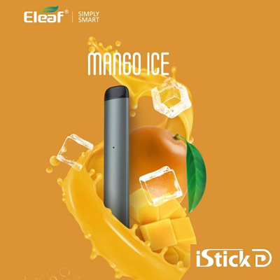 Mango – Eleaf iStick D (Disposable Pod) - vapeuae.org