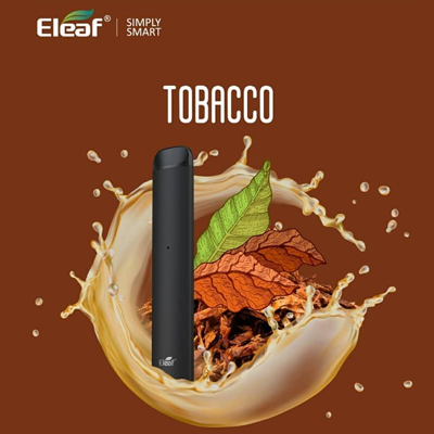 Tobacco – Eleaf iStick D (Disposable Pod) Kit UAE