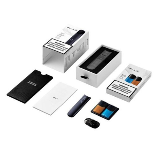 THE ALPHA STARTER KIT BY RELX - VapeUae.org