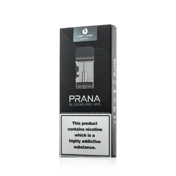 LOST VAPE PRANA REPLACEMENT PODS Kit- VapeUae.Org