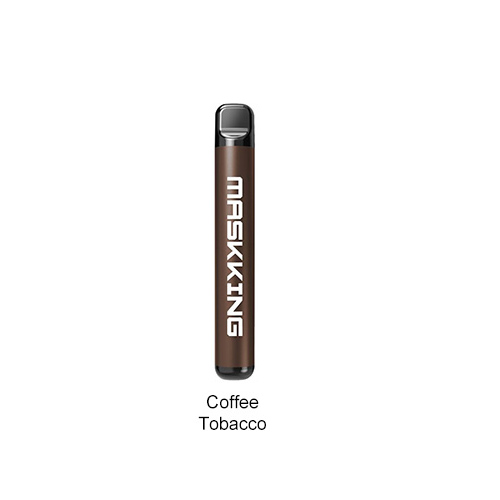 Maskking-High-Disposable-Vape-Pod-System-Kit-Coffee-Tobacco